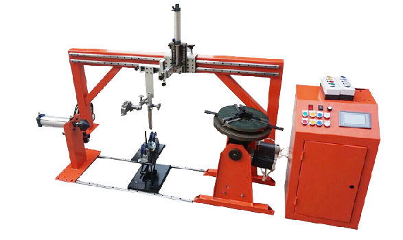 【钢管环缝】智能数控焊接变位机,企业环缝焊接的好