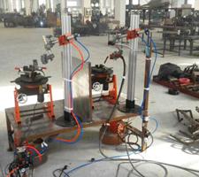 焊接变位机使用效果好,操作方便!