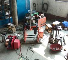 上弘流量计焊接解决方案工件好而且特别省力!