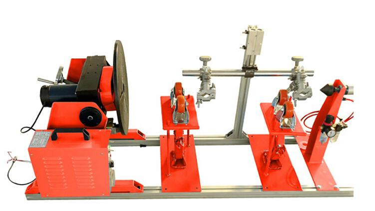 【北京】上弘自动环缝焊接变位机 值得北京企业再次定购