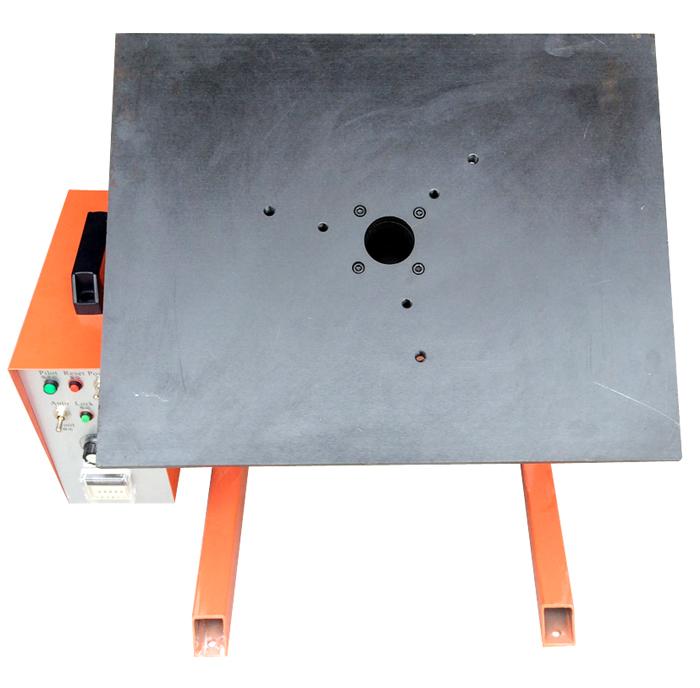 上弘机电100公斤方形台面焊接变位机
