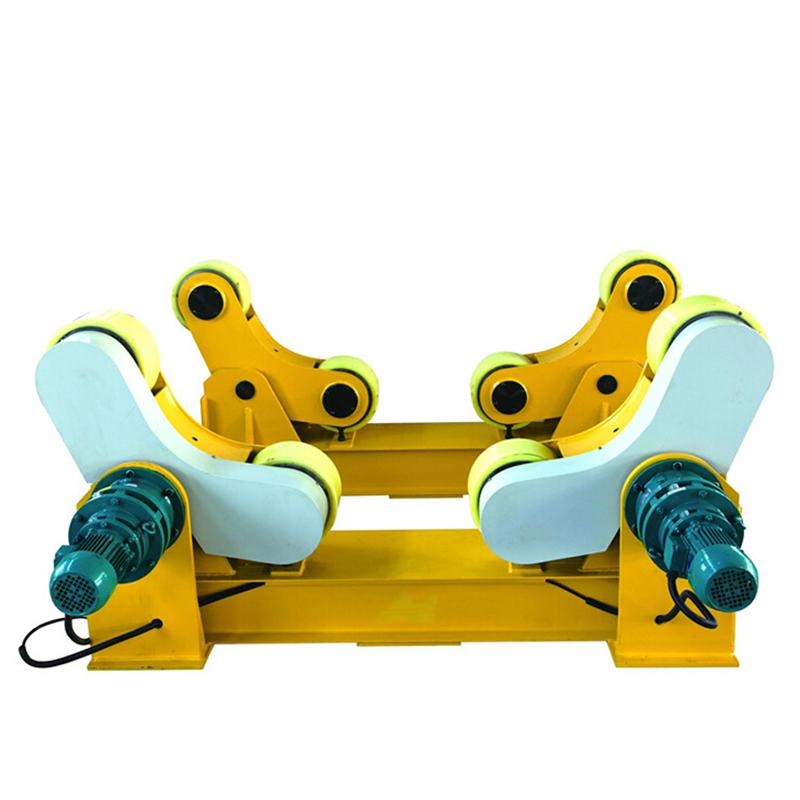 自调式10吨焊接滚轮架