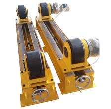 丝杆可调10吨焊接滚轮架