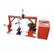 100公斤数控焊接变位机专机