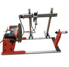 4轴数控焊接变位机